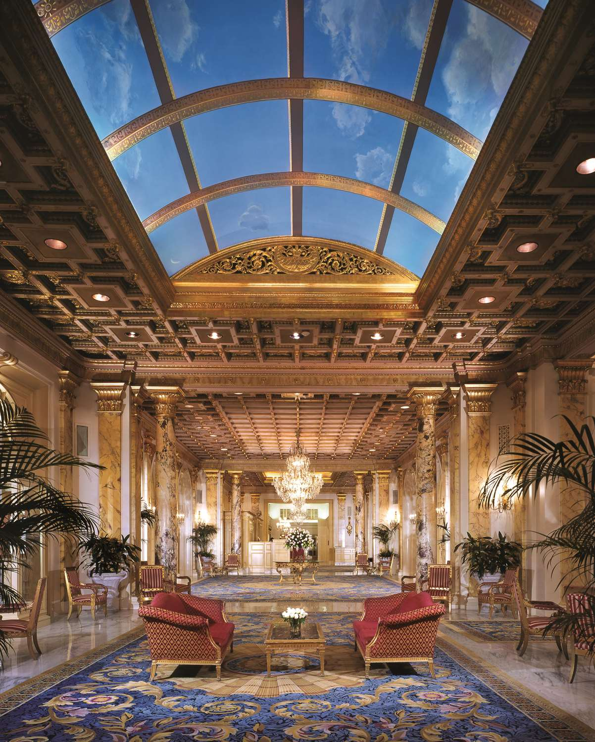 Lobby - Fairmont Copley Plaza Hotel Boston