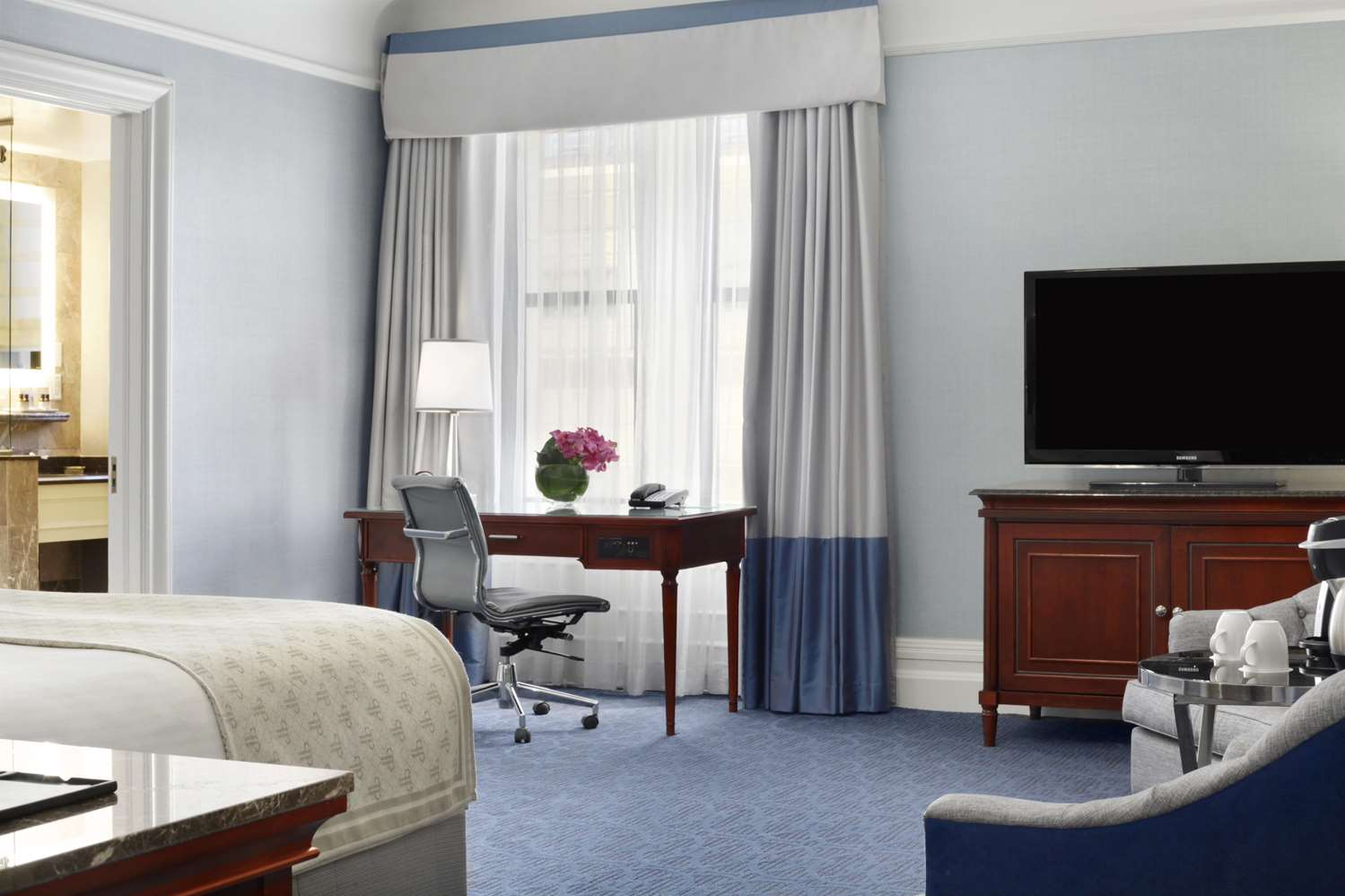 Room - Fairmont Copley Plaza Hotel Boston