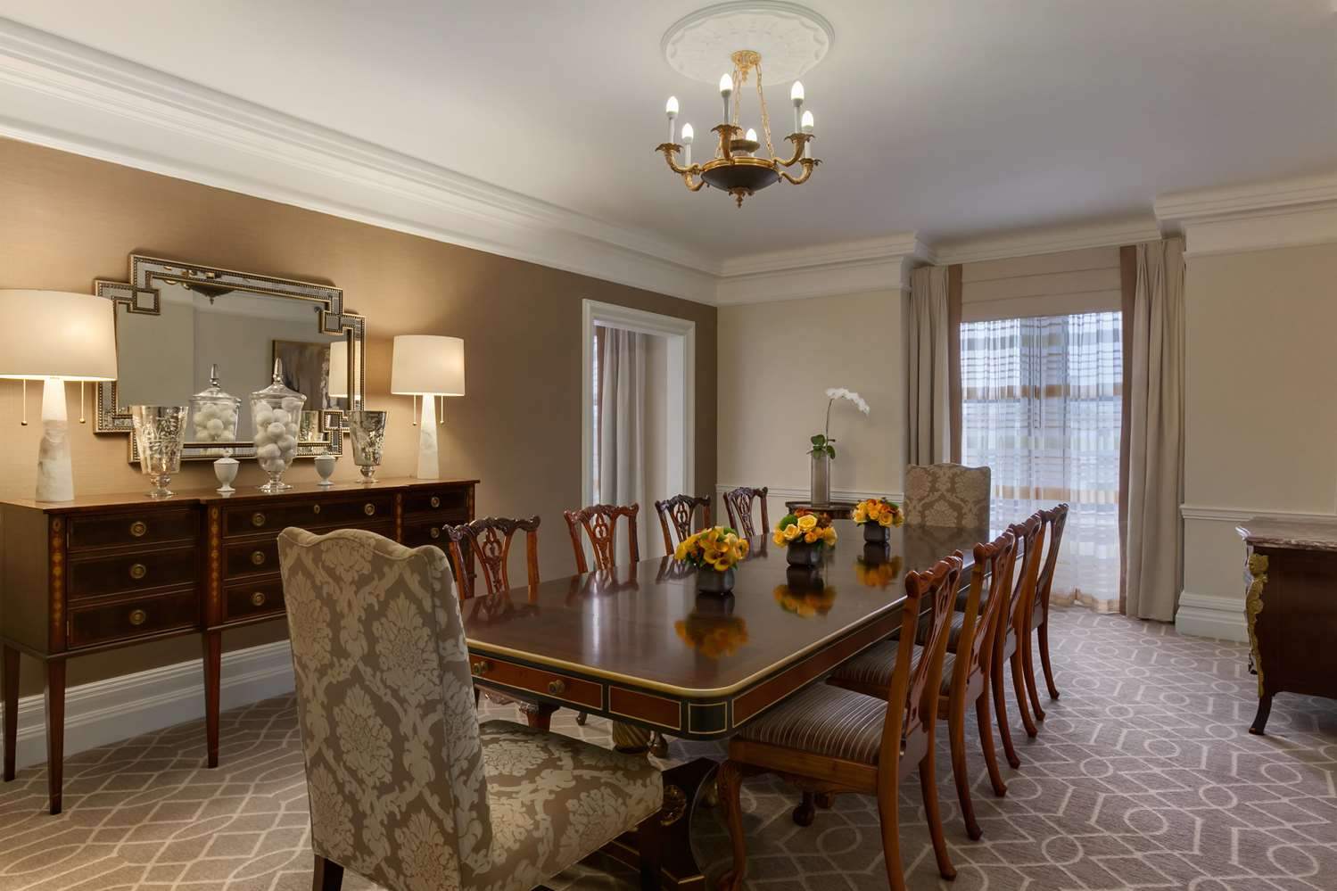 Suite - Fairmont Copley Plaza Hotel Boston