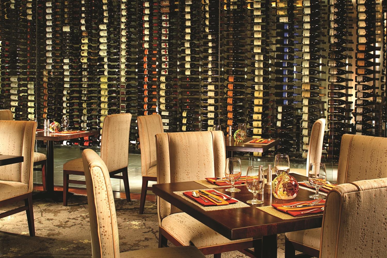Restaurant - Fairmont Hotel Dallas