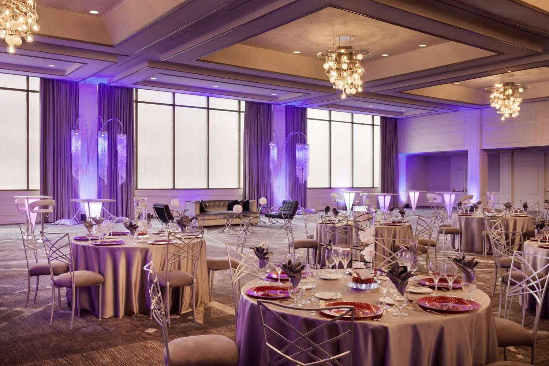 Ballroom - Fairmont Hotel Dallas