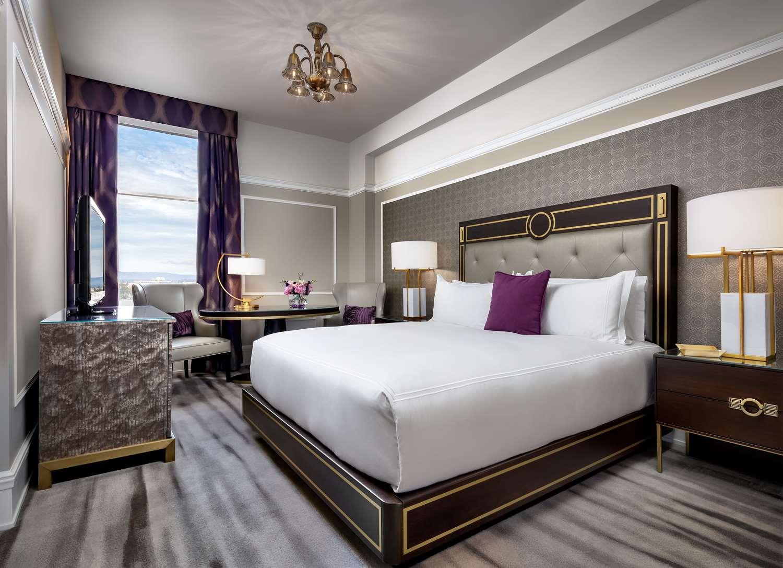 Room - Fairmont Empress Hotel Victoria