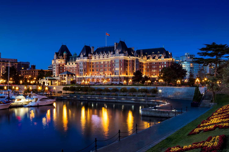 Exterior view - Fairmont Empress Hotel Victoria