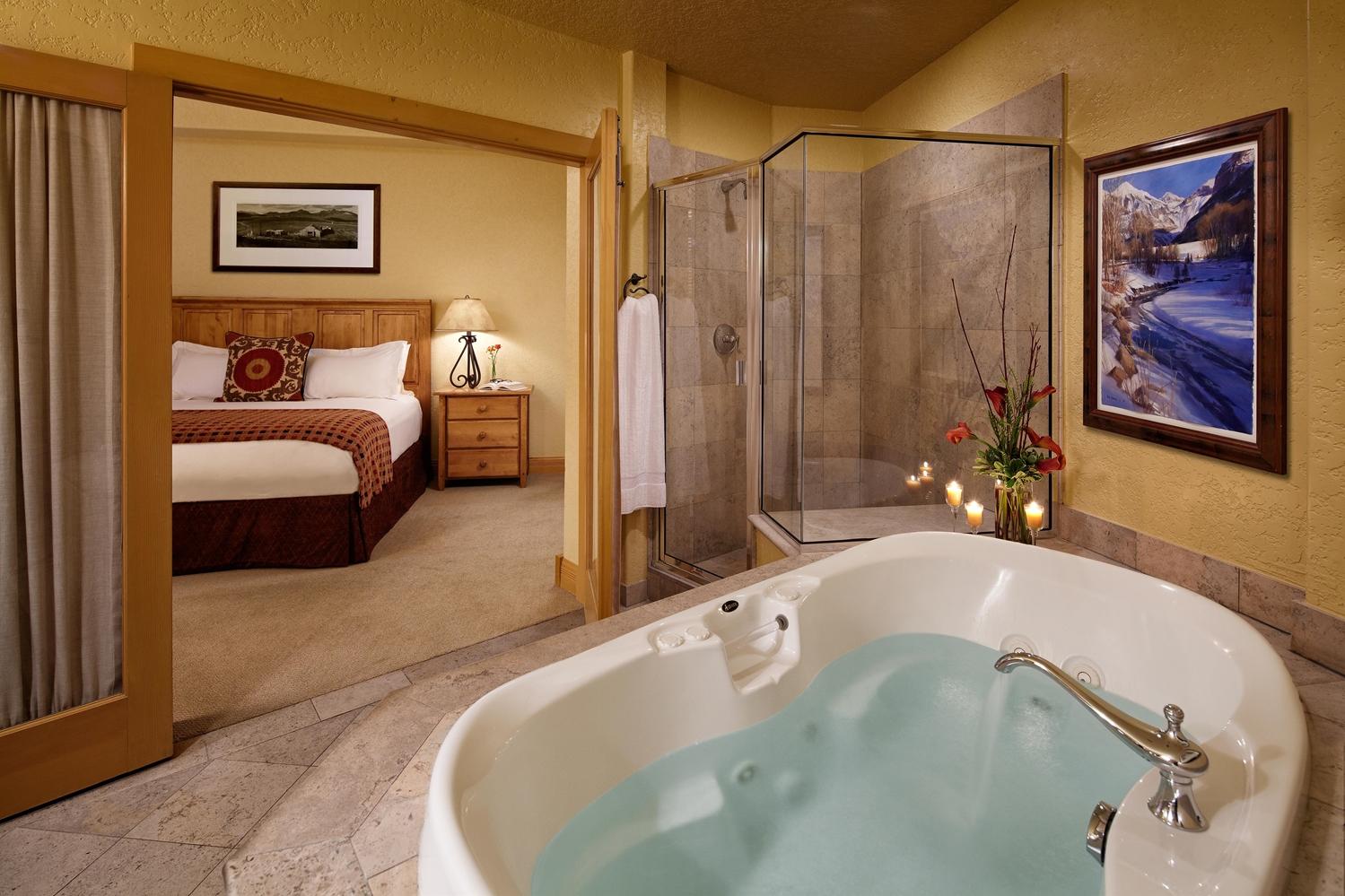 Room - Fairmont Franz Klammer Lodge Mountain Village Telluride