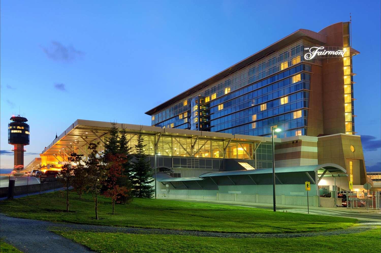 Exterior view - Fairmont Hotel Vancouver Airport