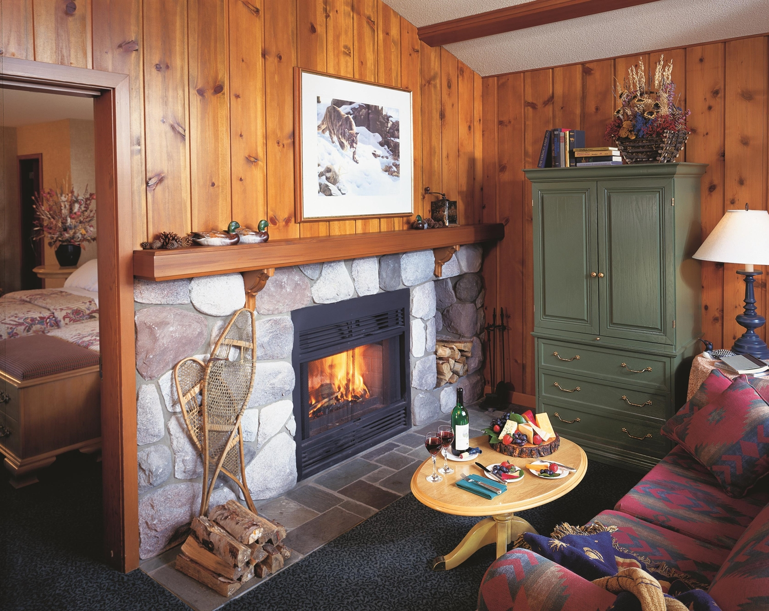 Suite - Fairmont Jasper Park Lodge