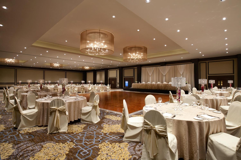 Ballroom - Fairmont Hotel Winnipeg