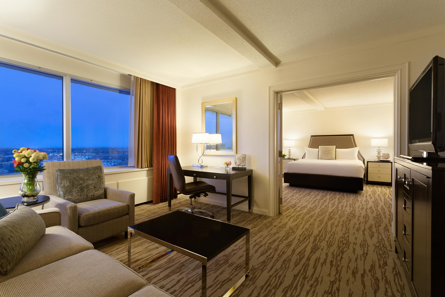 Suite - Fairmont Hotel Winnipeg