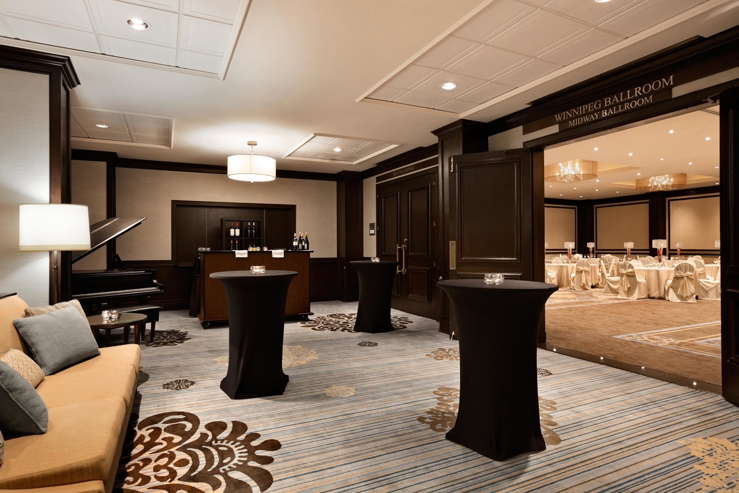 Meeting Facilities - Fairmont Hotel Winnipeg