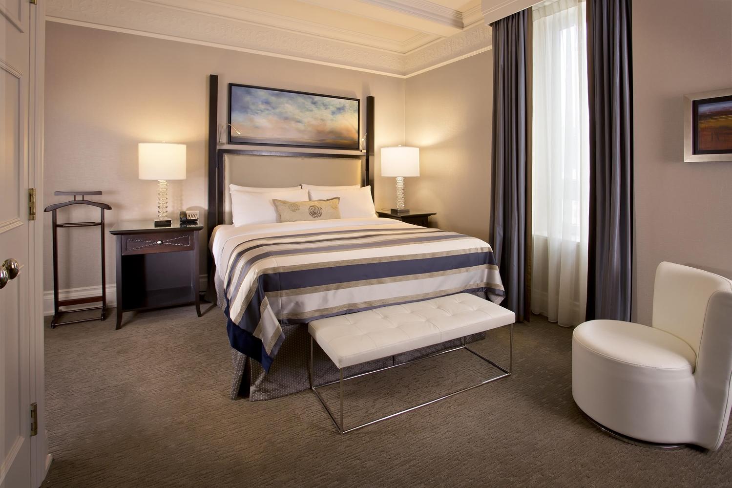 Suite - Fairmont Palliser Hotel Calgary