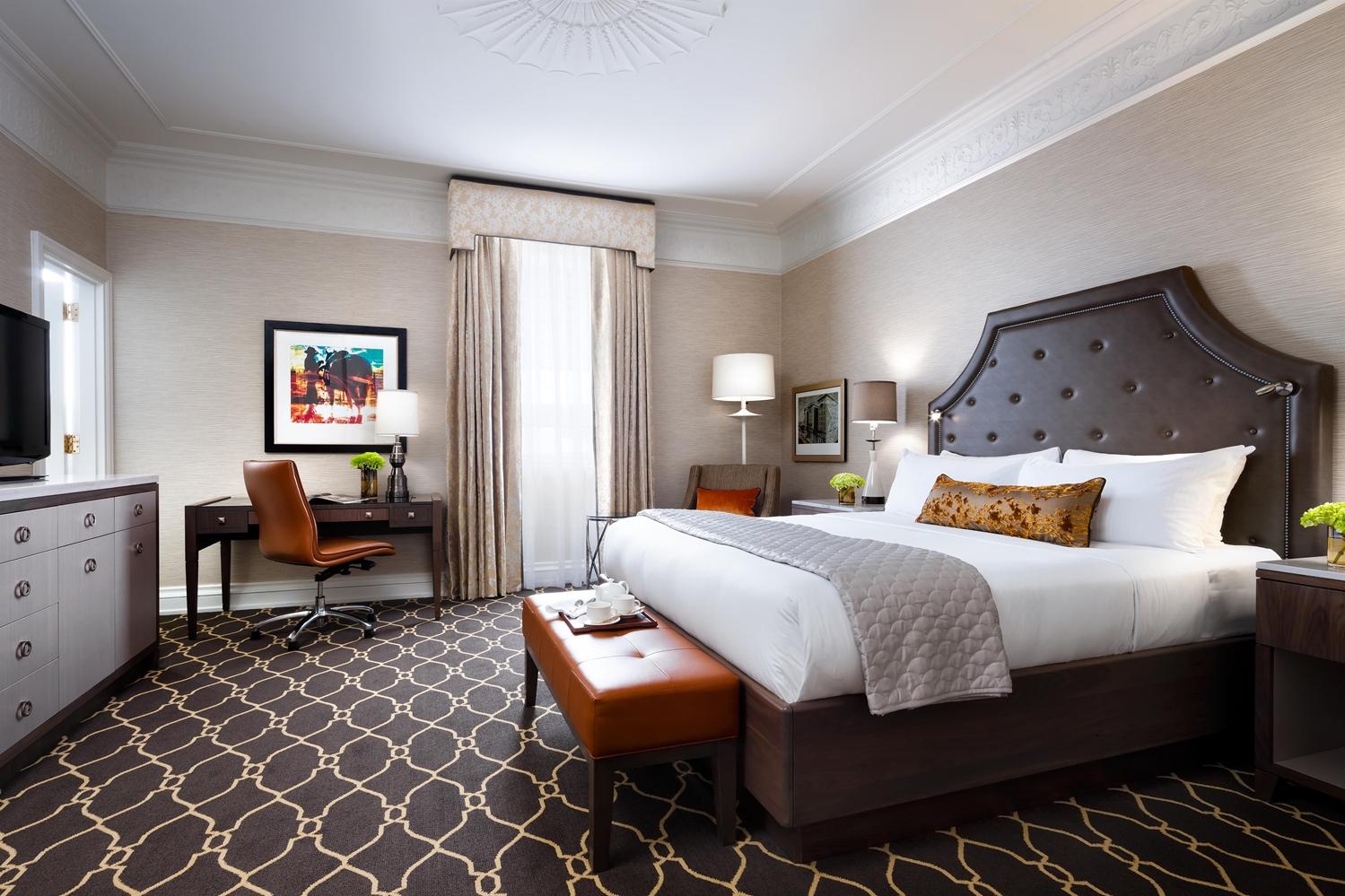 Room - Fairmont Palliser Hotel Calgary