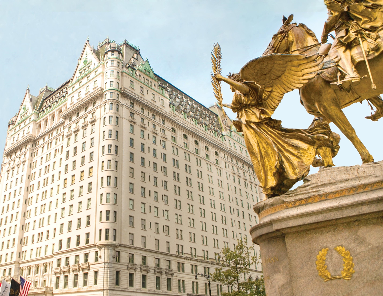 Exterior view - Plaza Hotel New York