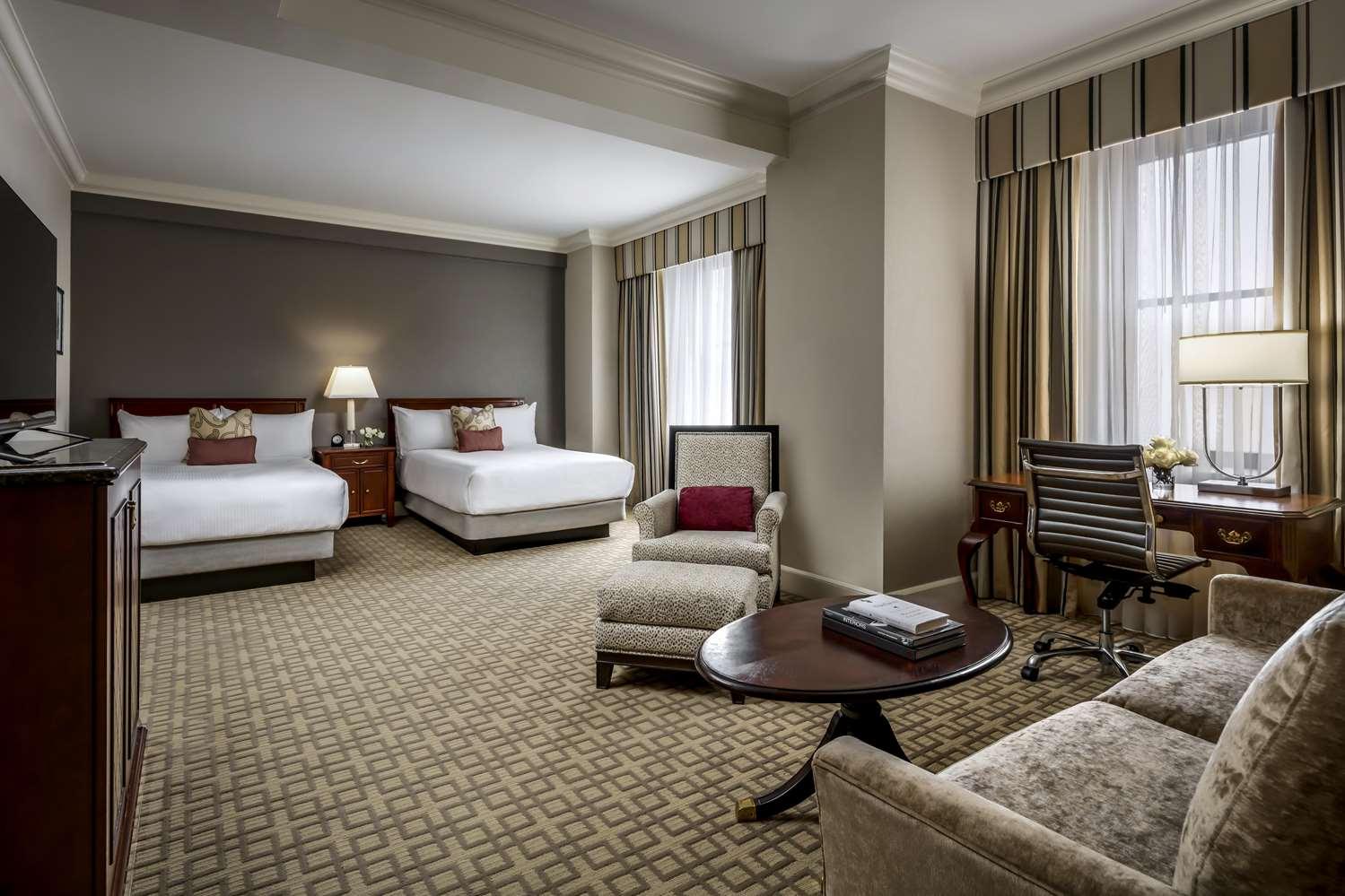Room - Fairmont Hotel Royal York Toronto