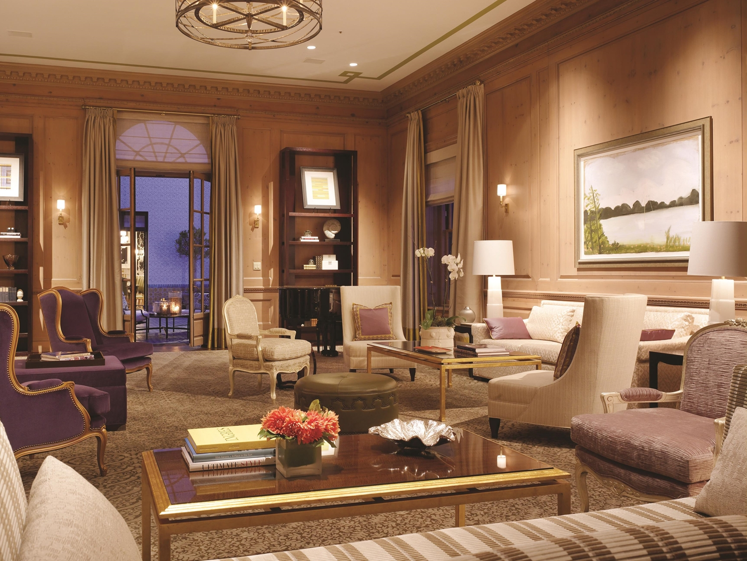 Suite - Fairmont Hotel San Francisco