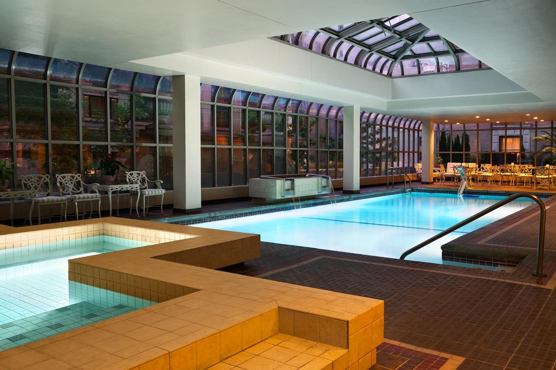 Fairmont Olympic Hotel Seattle, WA