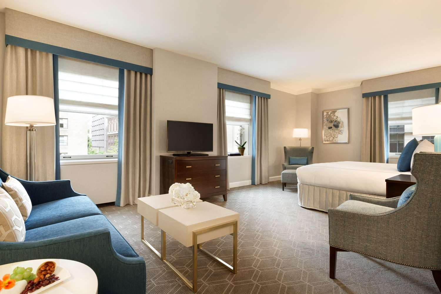 Suite - Fairmont Olympic Hotel Seattle