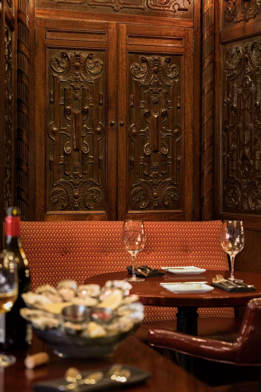 Restaurant - Fairmont Olympic Hotel Seattle