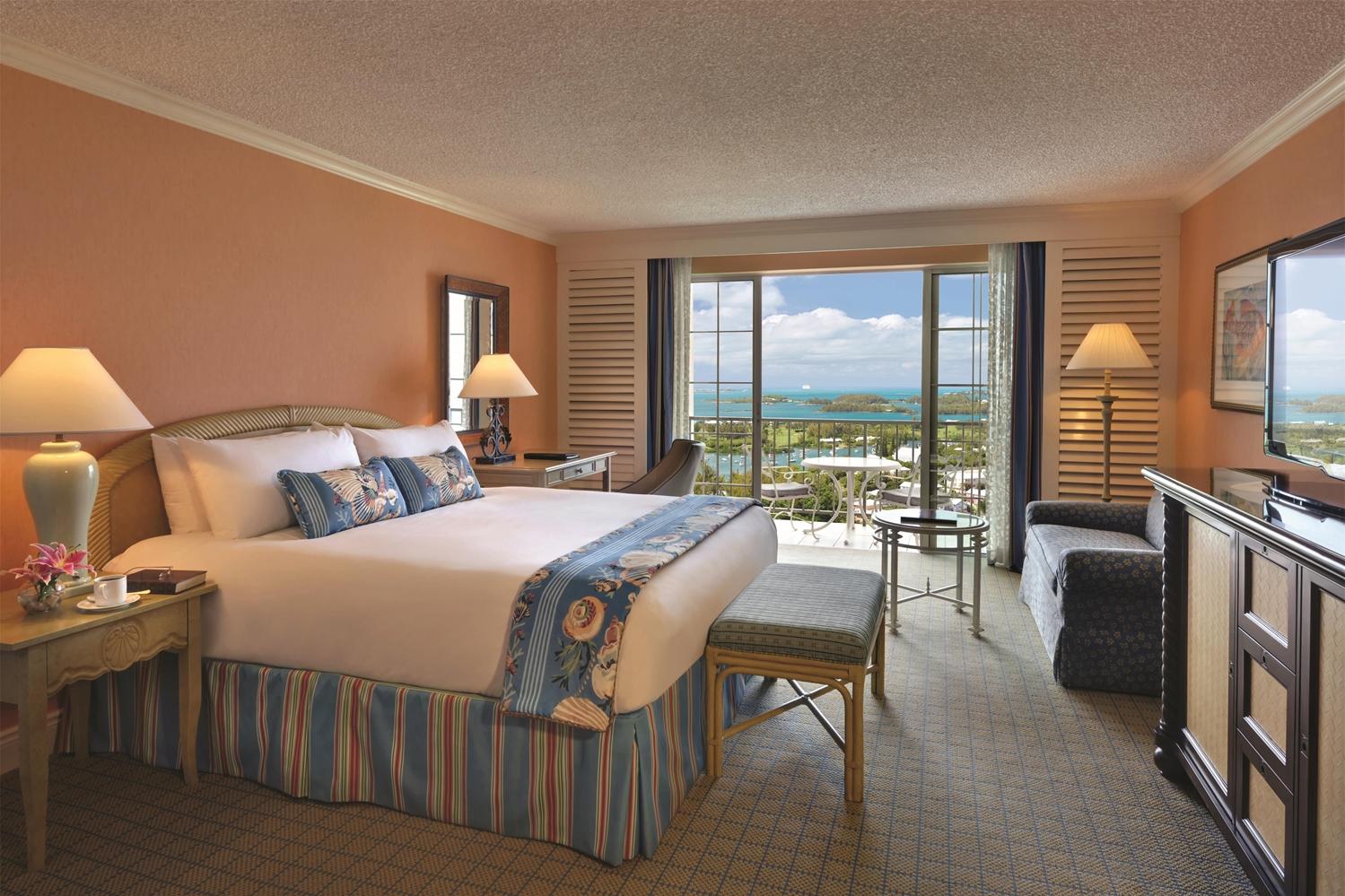 Fairmont Gold Sea View Room