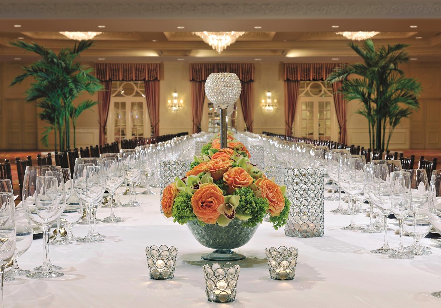 Poinciana Banquet