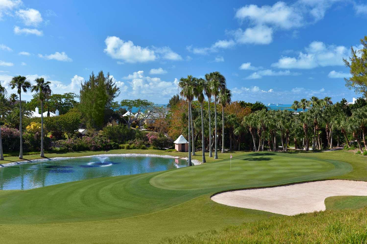 Turtle Hill Golf Club 17th green