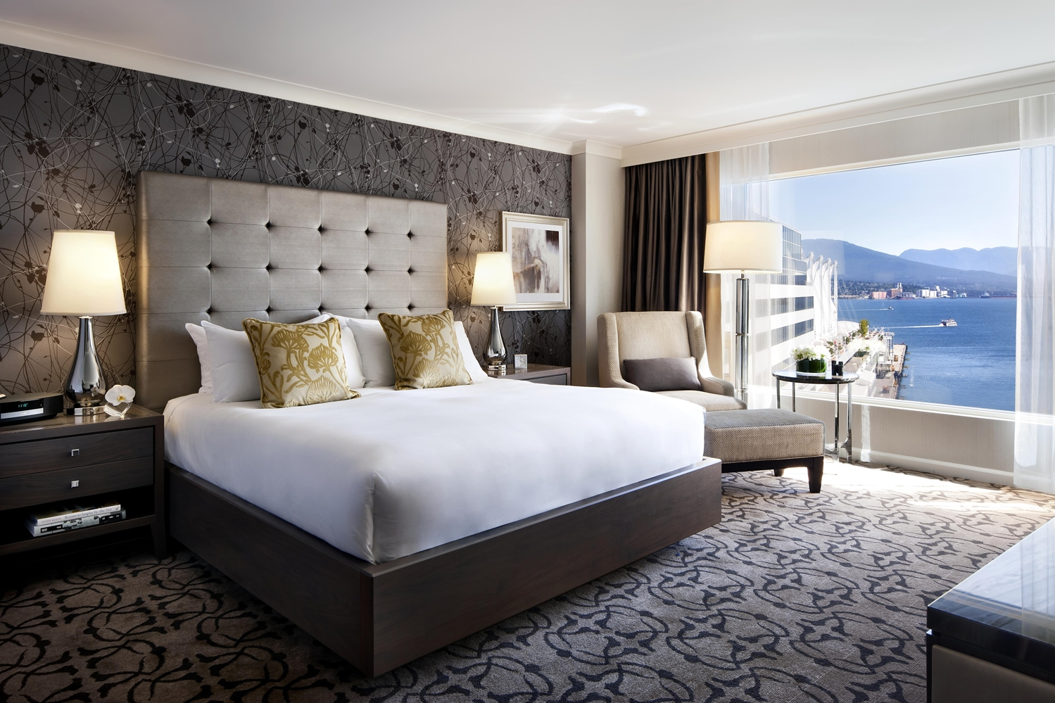 Room - Fairmont Waterfront Hotel Vancouver