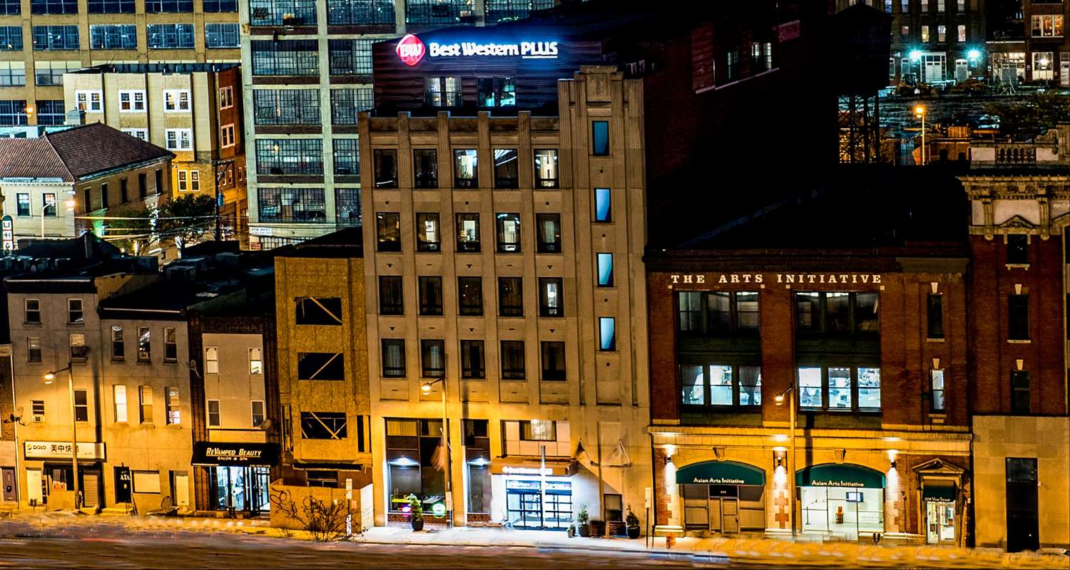 Best Western Plus Philadelphia Convention Center Hotel, PA - See ...