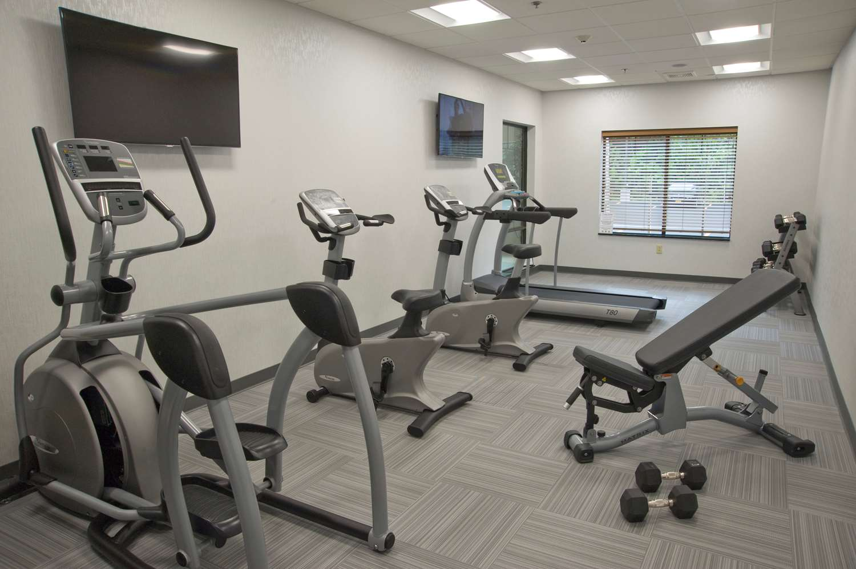 Fitness/ Exercise Room - Best Western Plus The Hammondsport Hotel