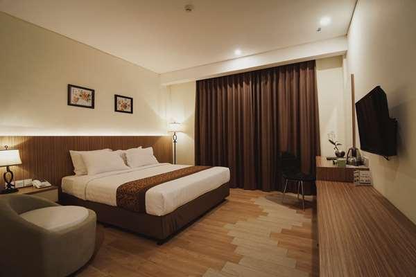 Hotel HOTEL GOLDEN TULIP ESSENTIAL BELITUNG - Grand Deluxe Room