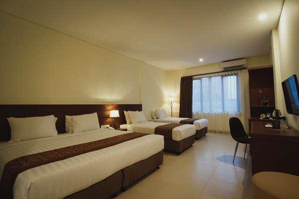 Hotel HOTEL GOLDEN TULIP ESSENTIAL BELITUNG - Familly Room