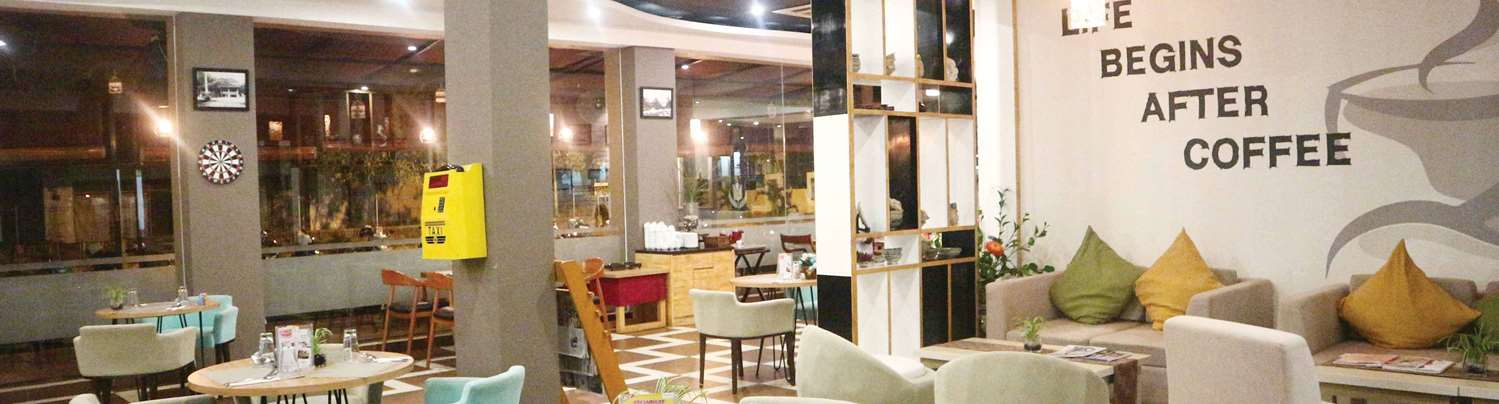 Restaurant - Hotel Golden Tulip Essential Belitung