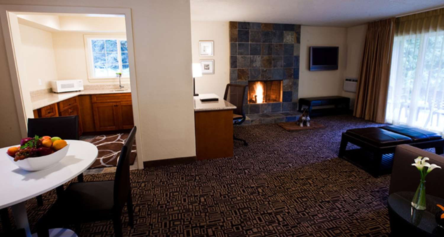 Suite - BW Premiere Collection Resort at the Mountain Welches