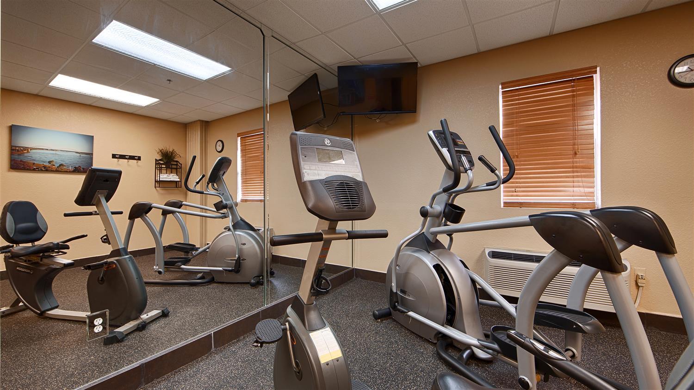 Fitness/ Exercise Room - Best Western Plus Gen X Inn Memphis