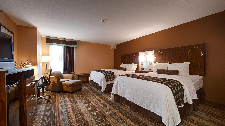 Room - Best Western Plus Gen X Inn Memphis