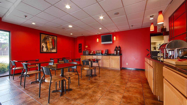 Restaurant - Best Western Plus Gen X Inn Memphis