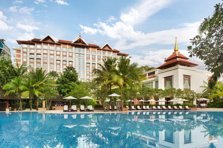 Shangri La Hotel Chiang Mai