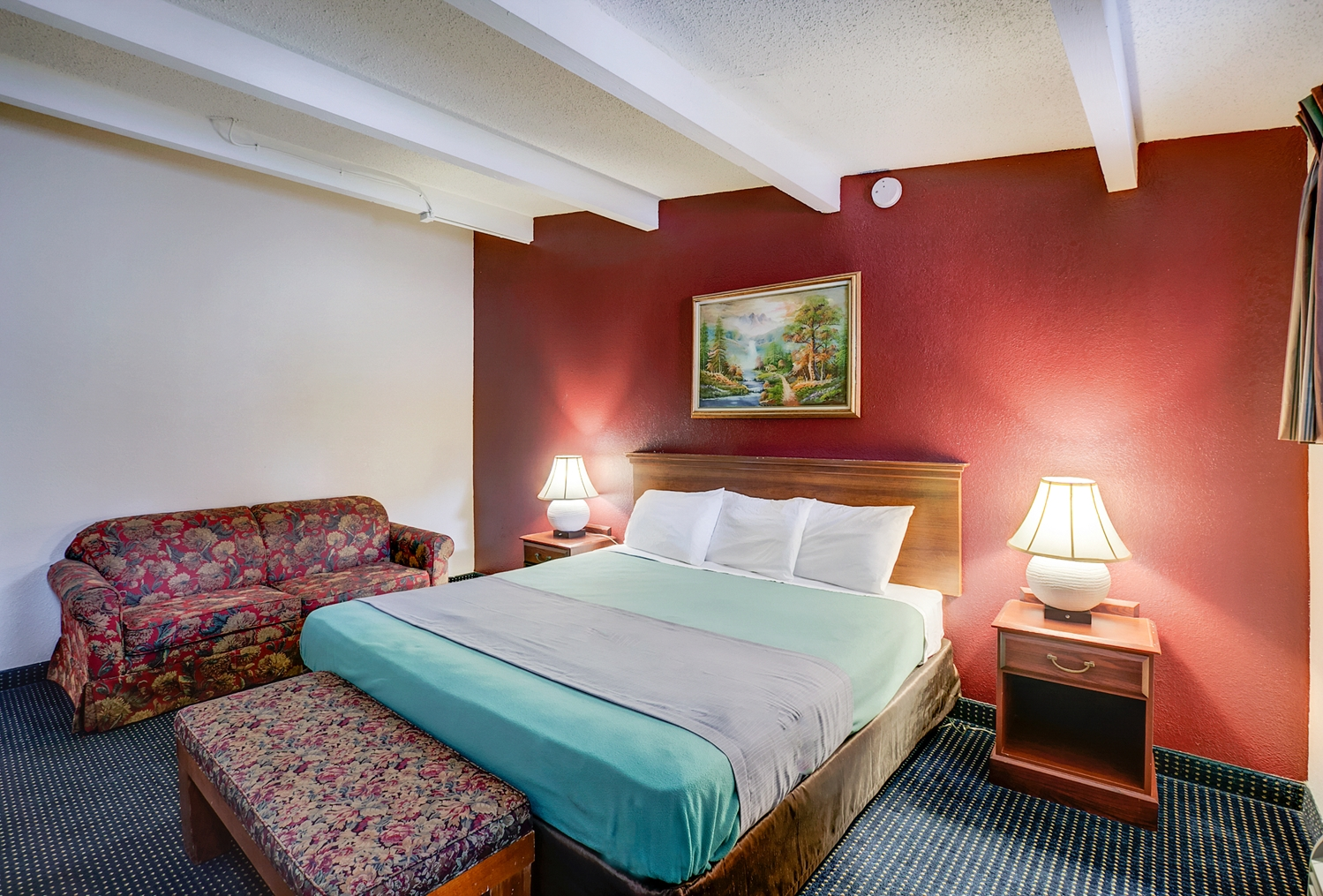 Room - Americas Best Value Inn Whippany
