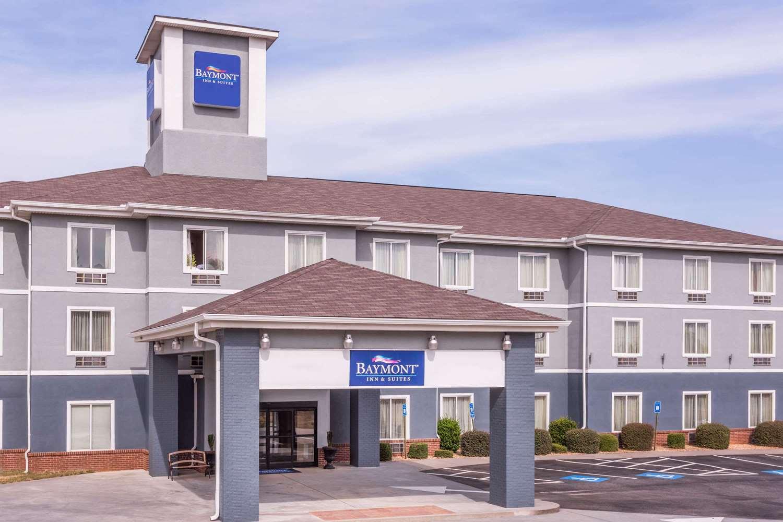 Exterior view - Baymont Inn & Suites Cartersville