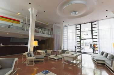 Lobby - Albion Hotel Miami Beach