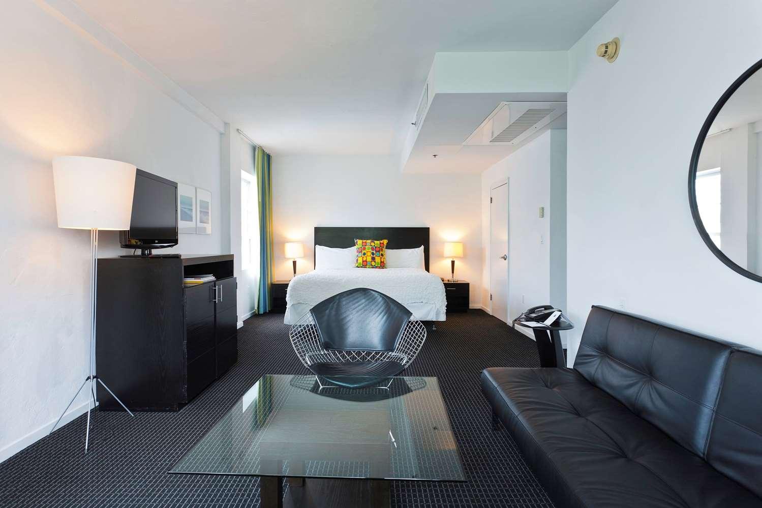 Suite - Albion Hotel Miami Beach
