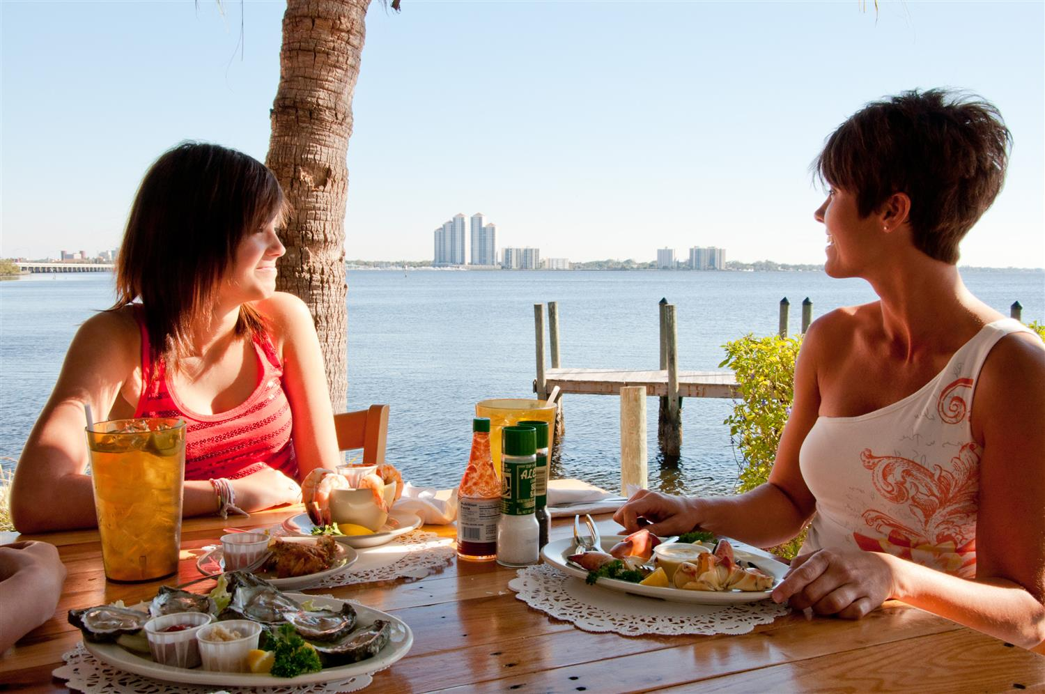 Restaurant - Best Western North Fort Myers Waterfront Hotel
