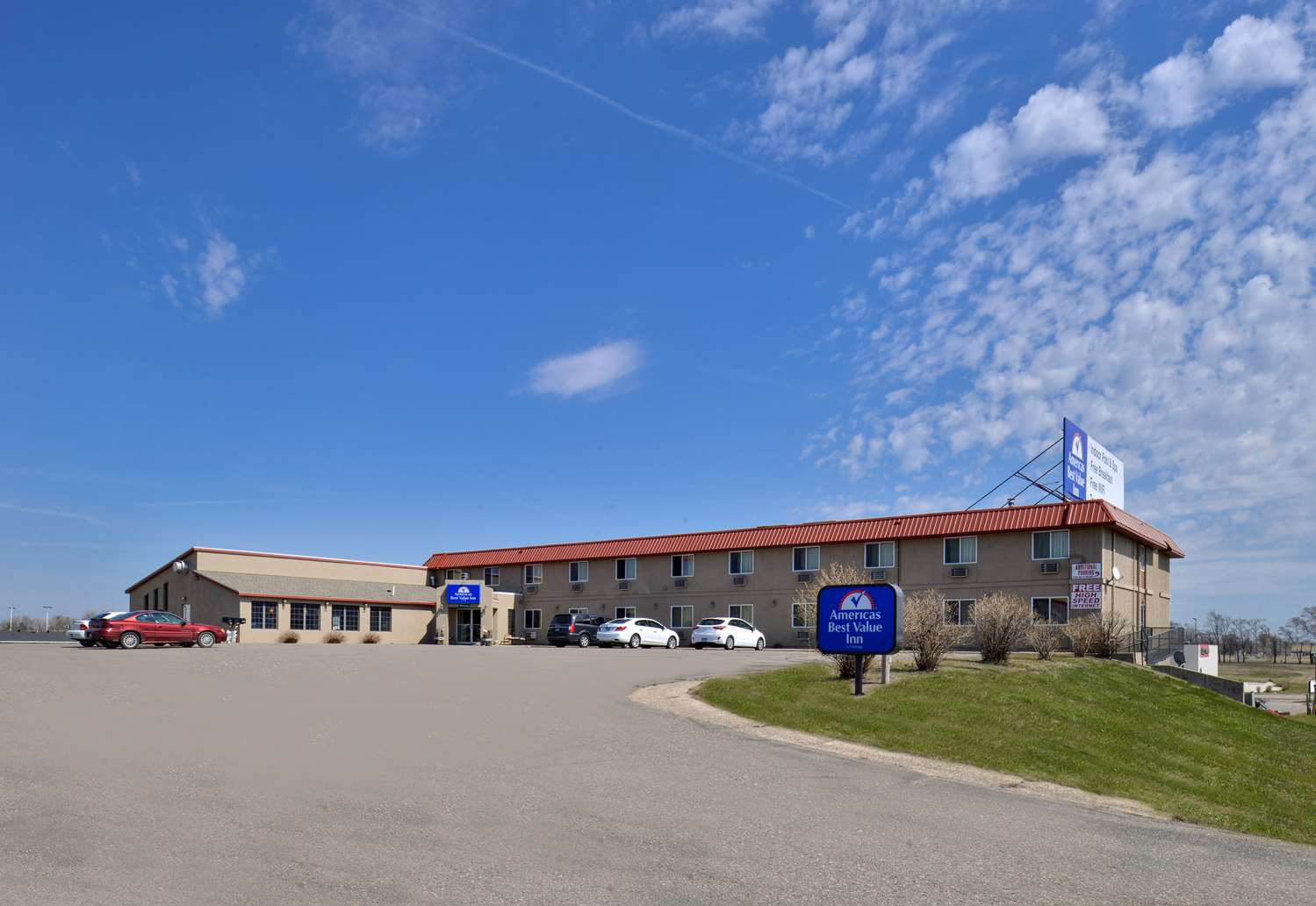 Exterior view - Americas Best Value Inn Sauk Centre