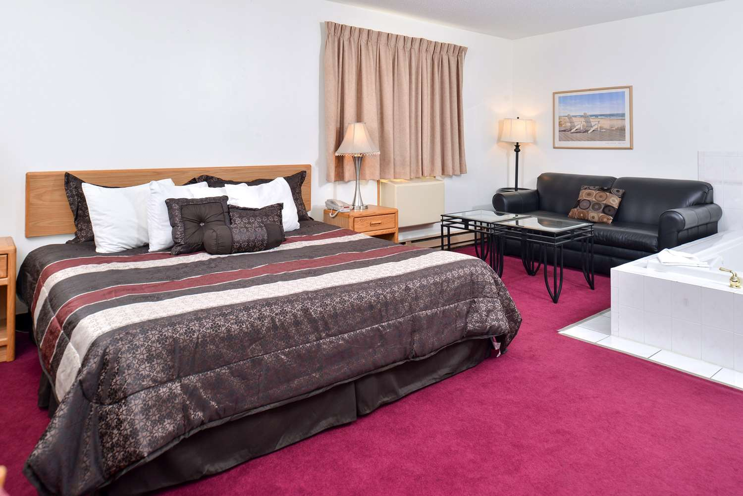 Suite - Americas Best Value Inn Sauk Centre
