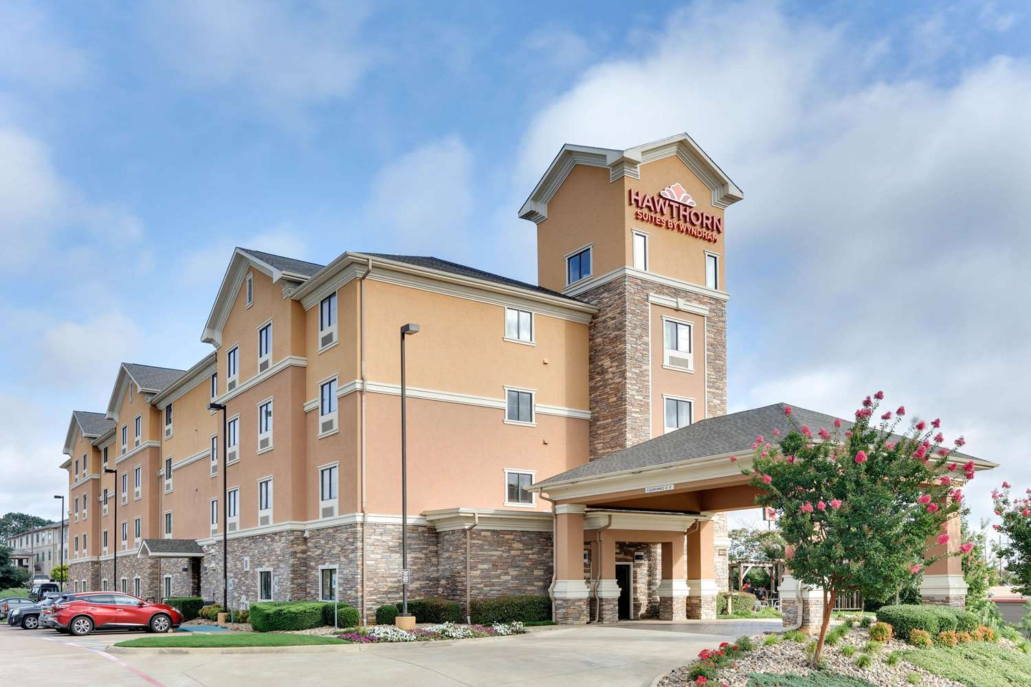Exterior view - Hawthorn Suites by Wyndham Longview