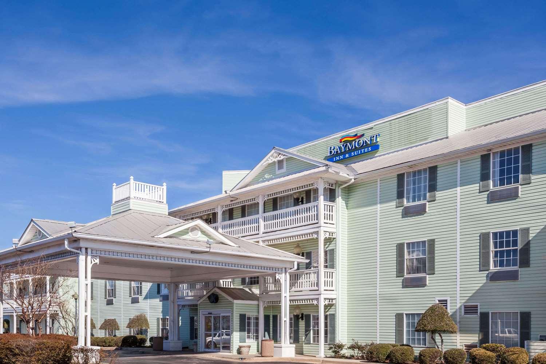 Exterior view - Baymont Inn & Suites Point Mallard Decatur