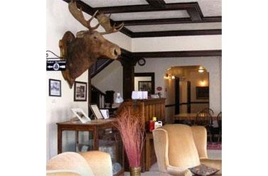 Lobby - Riverside Hot Spring Inn Lava Hot Springs