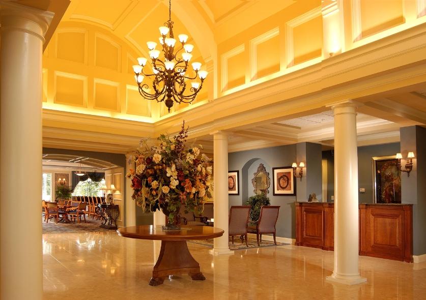 Lobby - Trianon Bonita Bay Hotel Bonita Springs