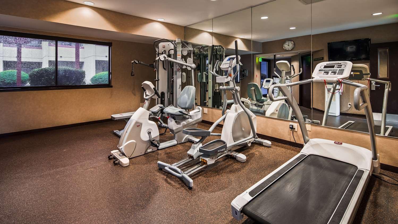 Fitness/ Exercise Room - Best Western Plus Wine Country Inn Santa Rosa
