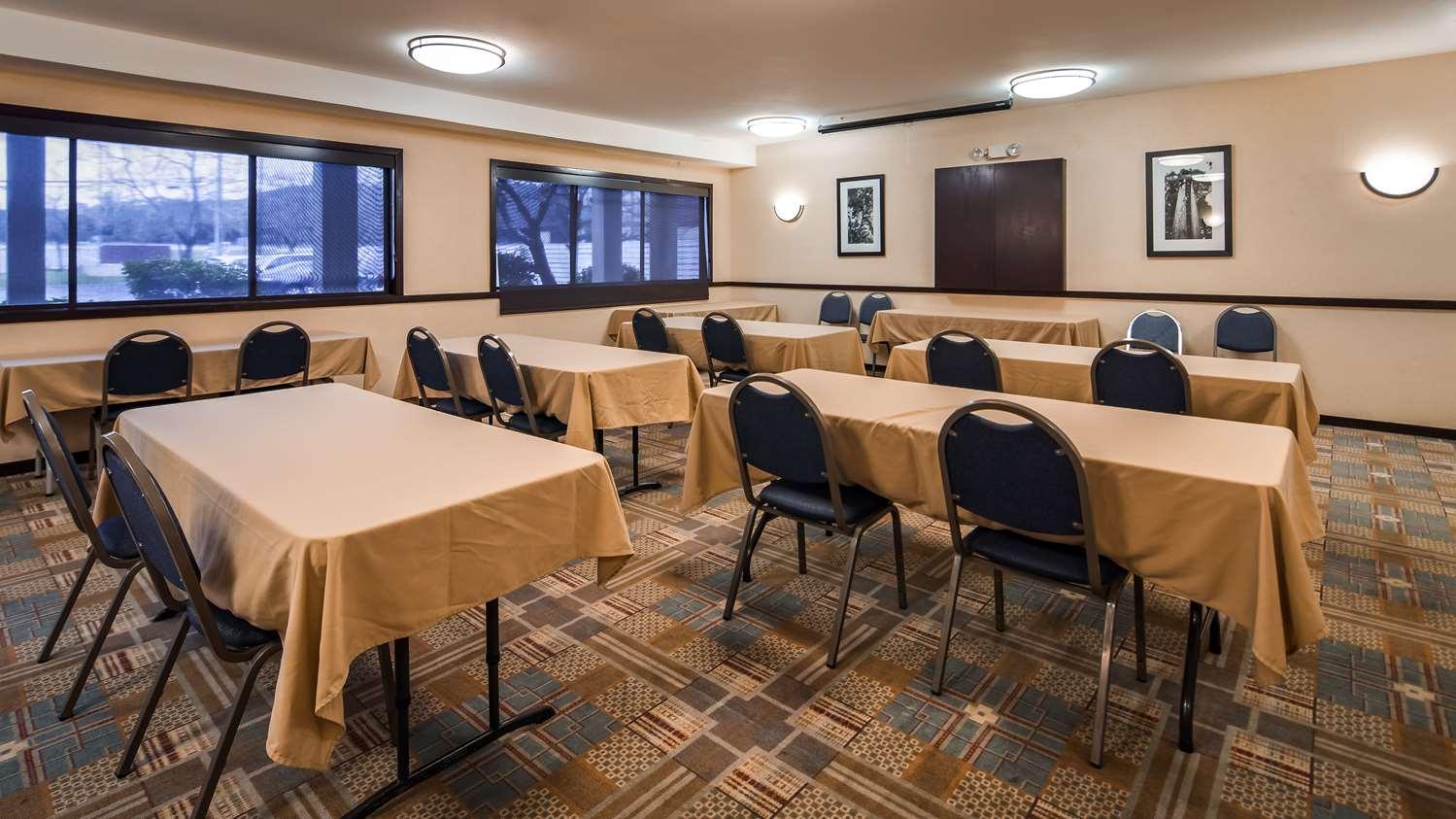 Meeting Facilities - Best Western Plus Wine Country Inn Santa Rosa