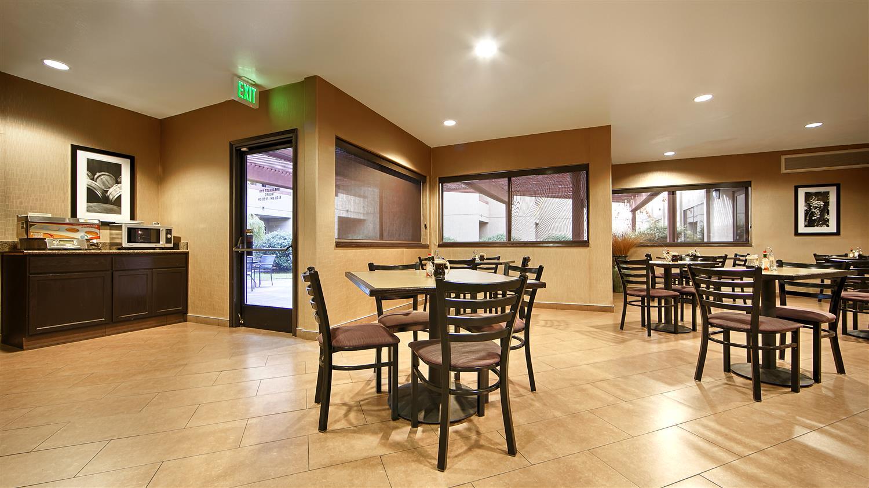 Restaurant - Best Western Plus Wine Country Inn Santa Rosa