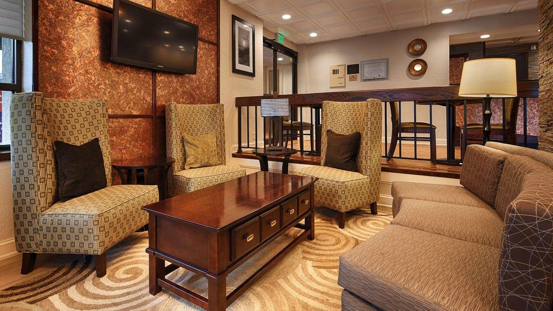Lobby - Best Western Motel Salisbury